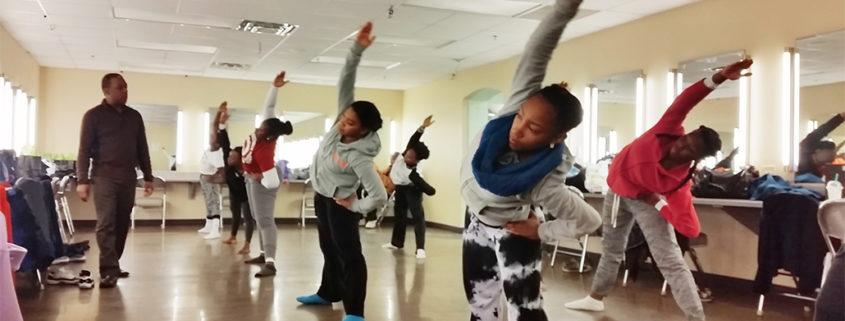 New Summer Dance Class at KCFAA