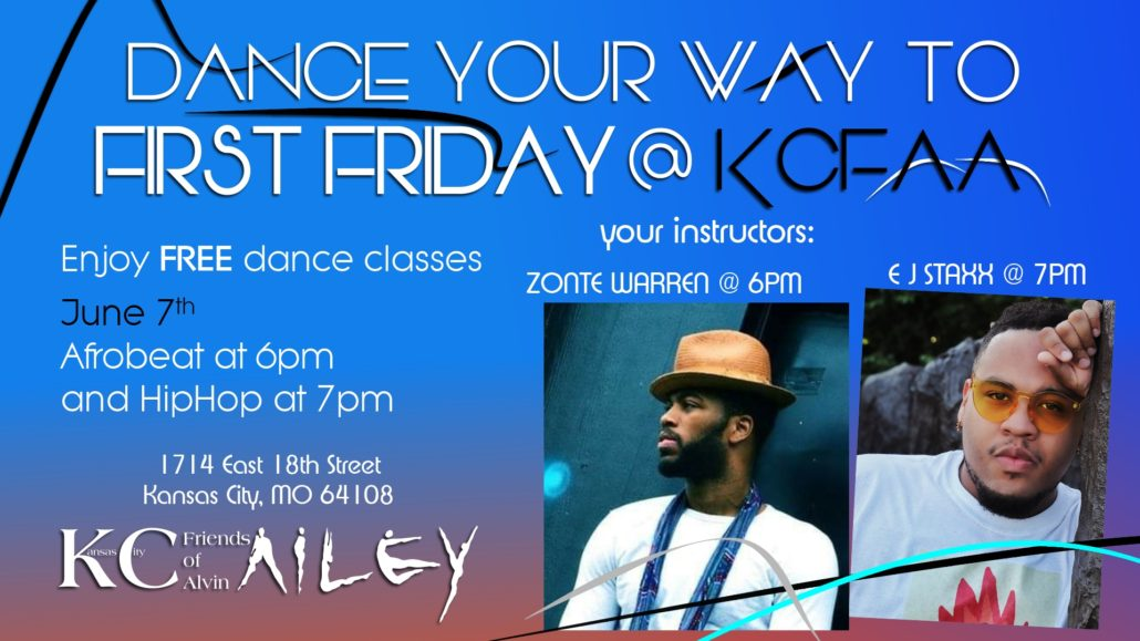 Classes Archives - Kansas City Friends of Alvin Ailey